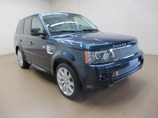 Used Land Rover Range Rover Sport 5.0L V8 4WD