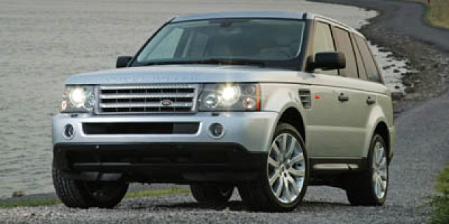 Used Land Rover Range Rover Sport HSE, Navigation, AWD