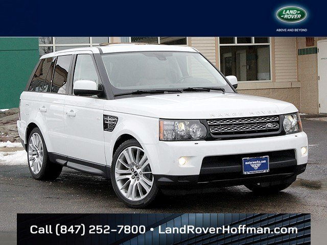 Used Land Rover Range Rover Sport HSE LUX