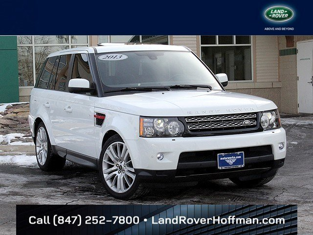 Certified Used Land Rover Range Rover Sport HSE LUX