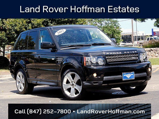 Certified Used Land Rover Range Rover Sport HSELUX