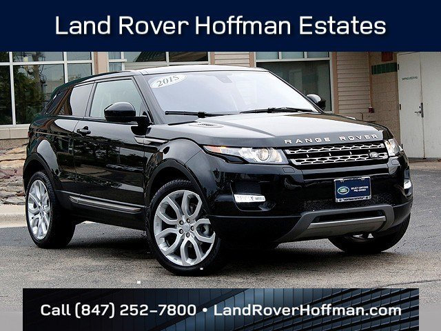 Certified Used Land Rover Range Rover Evoque Pure Plus Coupe