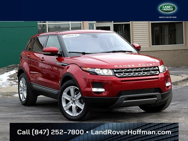 Used Land Rover Range Rover Evoque Pure Plus