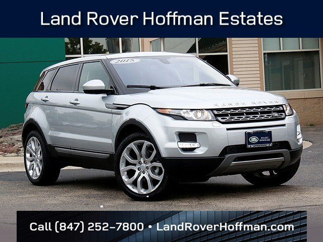 Certified Used Land Rover Range Rover Evoque Pure Plus