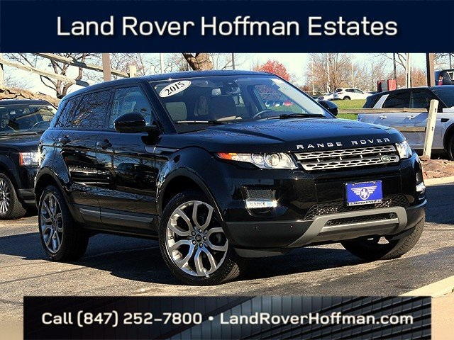 Certified Used Land Rover Range Rover Evoque Pure