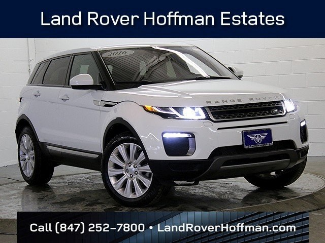 Certified Used Land Rover Range Rover Evoque HSE