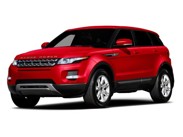 Used Land Rover Range Rover Evoque Dynamic Premium
