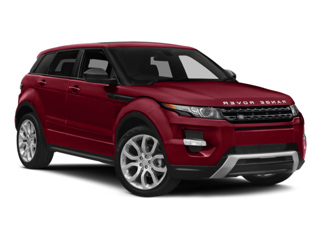 New Land Rover Range Rover Evoque Dynamic