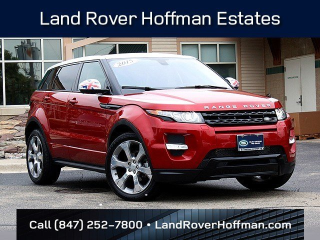 Certified Used Land Rover Range Rover Evoque Dynamic Union Jack Edition