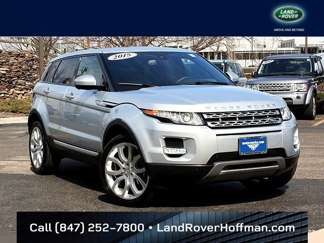 Certified Used Land Rover Range Rover Evoque Prestige