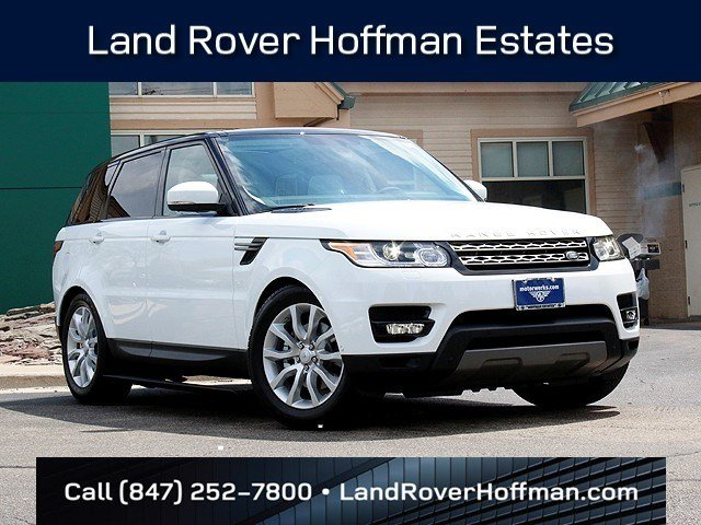 New Land Rover Range Rover Sport HSE/SE