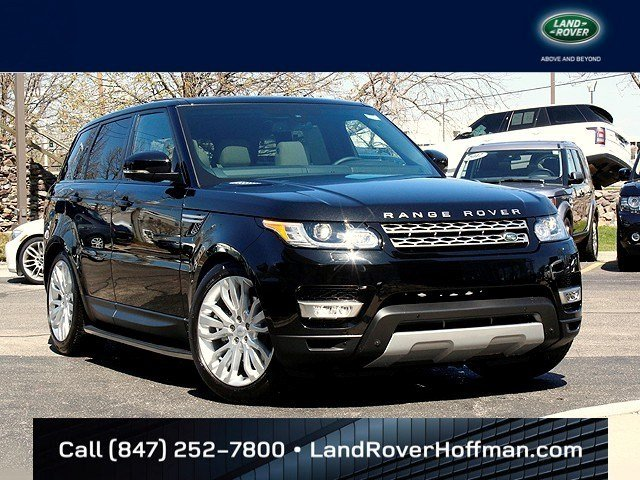New Land Rover Range Rover Sport HSE
