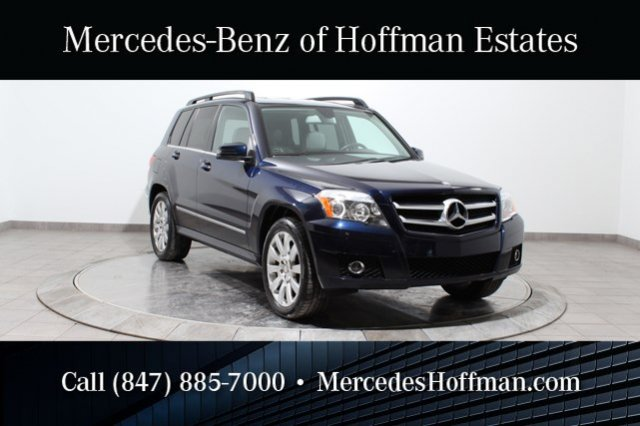 Certified Used Mercedes-Benz GLK-Class GLK350 4Matic Full Leather Seating Navigation