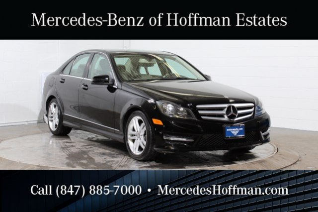 Certified Used Mercedes-Benz C-Class CERTIFIED C300 Sport 4MATIC