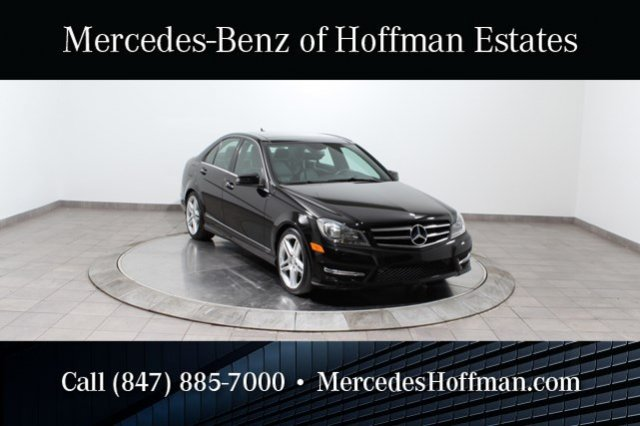 Certified Used Mercedes-Benz C-Class C300 4Matic Sport Pkg Premium Pkg Navigation Panoramic Keyless