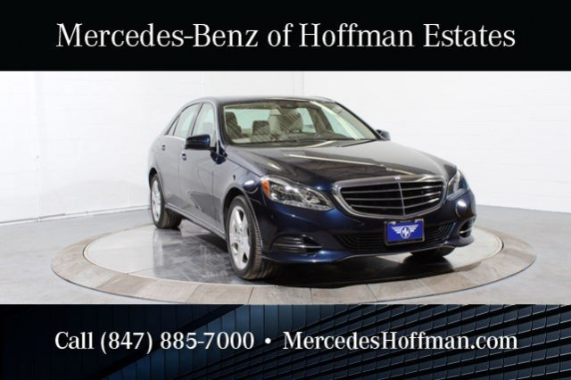 Certified Used Mercedes-Benz E-Class CERTIFIED E350 Luxury 4MATIC