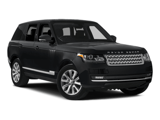 New Land Rover Range Rover HSE