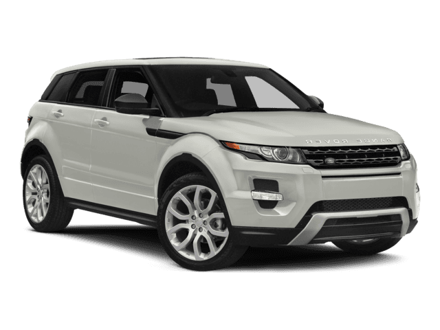New Land Rover Range Rover Evoque Pure Plus