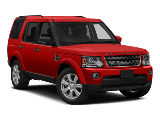 New Land Rover LR4 LUX