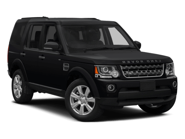 New Land Rover LR4 HSE